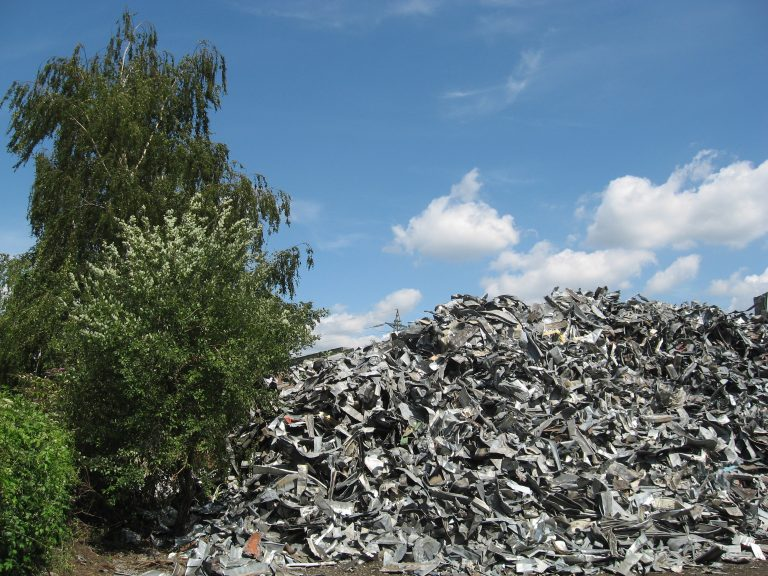 DBU-Projekt – Sortenreines Metallrecycling durch blitzschnelle Laser-Analyse –