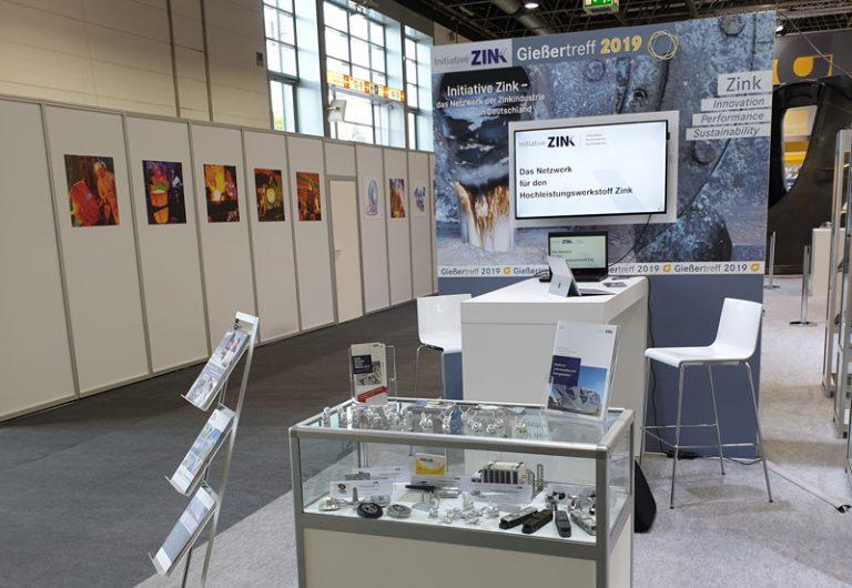 Initiative ZINK auf der GIFA – Internationale Fachmesse für Gießereitechnik