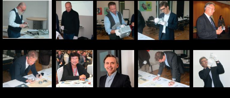 Zinkdruckguss-Preis 2022- Jurysitzung