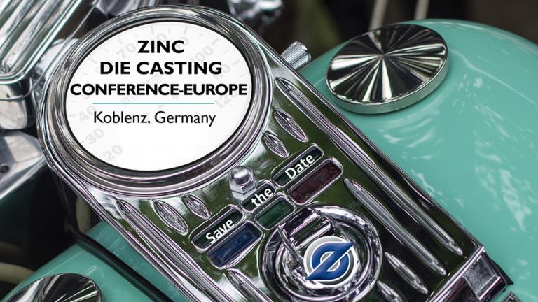 Int. Zinkdruckguss-Konferenz / Zinc-Die-Casting-Conference – Europe in Koblenz